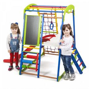 Детские игровые комплексы для детей от 2-х лет