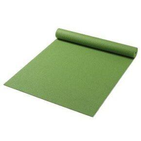Мат для йоги Friedola Basic зеленый