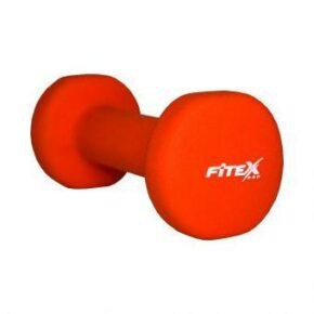 Гантель неопреновая Fitex MD2015-1N 1 кг