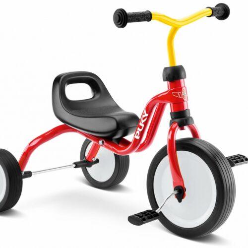 Детские трехколесные велосипеды и веломобили