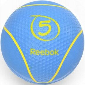 Медбол Reebok RAB-40125CY — 5 кг