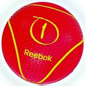 Медбол Reebok RAB-40121MG — 1 кг