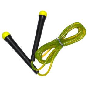 Скакалка Fitex MDJR024-G, зеленая