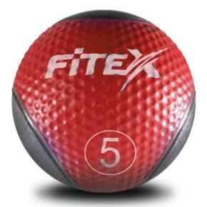 Медбол Fitex MD1240-5, 5 кг