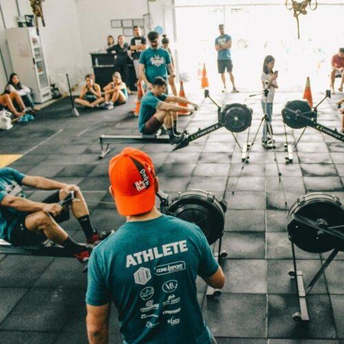 Атлетика, фитнес и единоборства