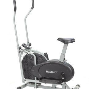 Орбитрек, эллипсоид велотренажер 2 в 1 с сидением для дома Хаусфит HouseFit HB 8169S