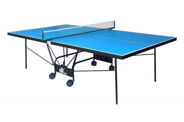 Теннисный стол уличный всепогодный для пинг понга для улицыGsi-Sport Компакт Аутдор Compact Outdoor G-Street 4