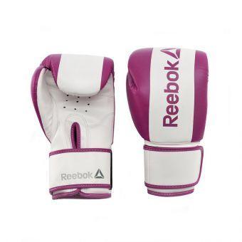 Боксёрские перчатки Reebok Retail RSCB-11110PL 10oz purple