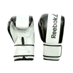 Боксёрские перчатки Reebok Retail RSCB-11114BK 14oz black
