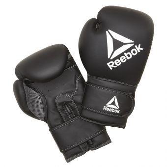 Боксёрские перчатки Reebok RSCB-12010BK 14oz черный