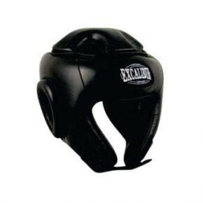 Шлем боксерский Excalibur 701 L черный