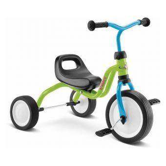 Велосипед Puky Fitsch зеленый с синим