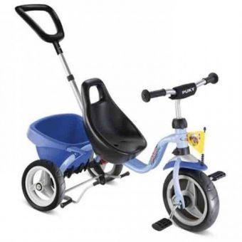 Трехколесный велосипед Puky CAT 1 S Ocean 2326
