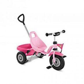 Трехколесный велосипед Puky 2369 CAT 1 L Prinzessin Lillifee Розовый