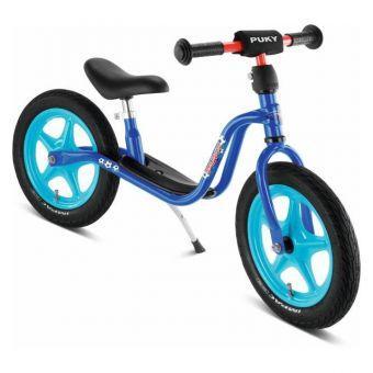 Детский Беговел-велобег мотоцикл от 2 лет Пуки Puky LR 1L Blue