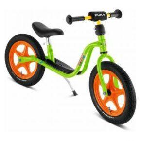 Детский Беговел-велобег мотоцикл от 2 лет Пуки Puky LR 1L Green