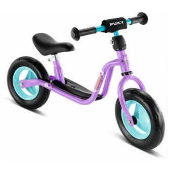 Детский Беговел-велобег мотоцикл от 2 лет Пуки Puky LR M лиловый