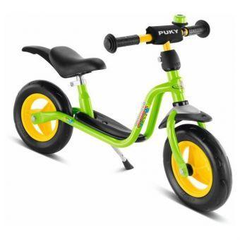 Детский Беговел-велобег мотоцикл от 2 лет Puky LR M Plus зеленый