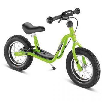 Детский Беговел-велобег мотоцикл от 2 лет Пуки Puky LR XL Салатовый