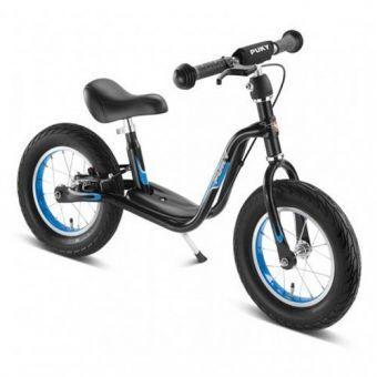 Детский Беговел-велобег мотоцикл от 3 лет Пуки Puky LR XL Черный