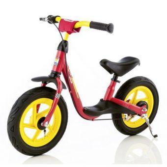 Детский Беговел-велобег мотоцикл от 2 лет Kettler Spirit Air красный