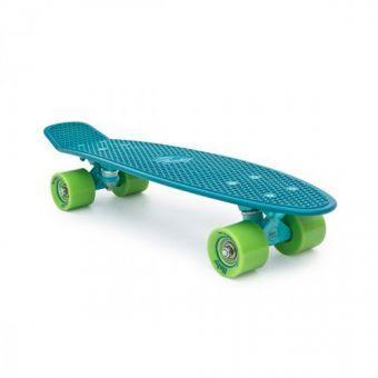 Скейт Baby Miller Old is Cool Ocean Blue