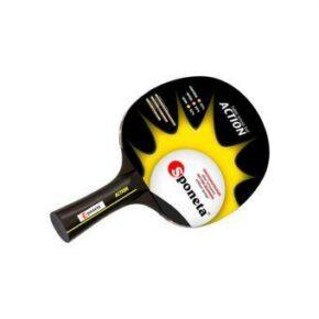 Теннисная ракетка для настольного тенниса Sponeta Action