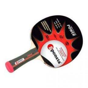 Теннисная ракетка для настольного тенниса Sponeta Power (дом)