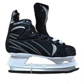 Коньки хоккейные мужские детские для хоккея Winnwell hockey skate размер 26 (дом)