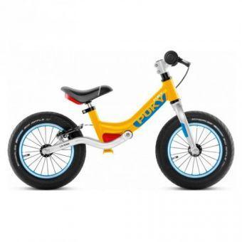 Детский Беговел Велобег Пуки от 2 лет Puky LR Ride 4081 Желтый