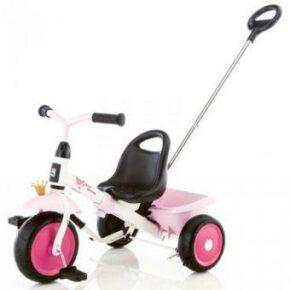 Трехколесный велосипед Kettler Happytrike Princess белый