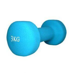 Гантель неопреновая Fitex MD2015-3N 3 кг