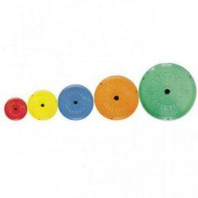 Диск InterAtletika SТ521.2 цветной 1 кг
