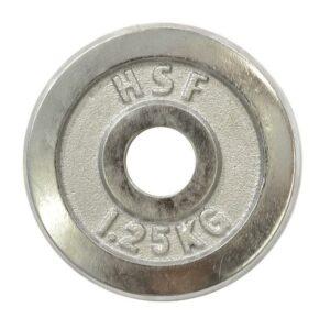Диск хромированный 1,25 кг DB C102-1.25