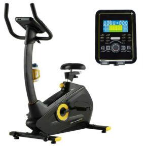 Акция! Электромагнитный велотренажер для дома велоэргометр HB-8268HPM + пояс-сауна в подарок!