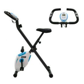 Акция! Магнитный велотренажер для дома велоэргометр Экофит EcoFit X-bike E-3312 + пояс-сауна в подарок!