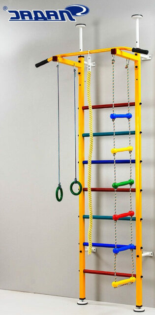 Шведская стенка для детей в квартиру Ладас Киндер