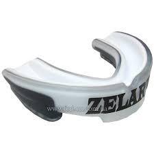 Капа односторонняя (одночелюстная) двухкомпонентная ZEL BO-3535 (термопластик, пласт. футляр)