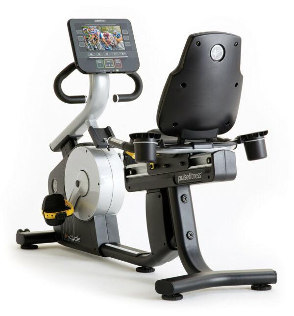 Велотренажер горизонтальный Pulse Fitness 250G