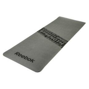 Мат для фитнеса Reebok Strength RAMT-11024GRS серый