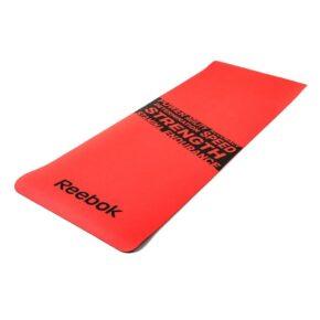 Мат для фитнеса Reebok Strength RAMT-11024RDS красный