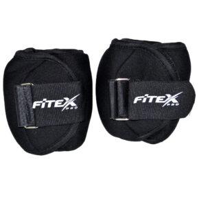 Утяжелители на щиколотку Fitex 1кг