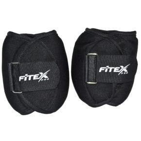 Утяжелители на щиколотку Fitex 2кг