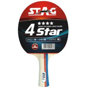 Ракетка для настольного тенниса Stag ****4Star