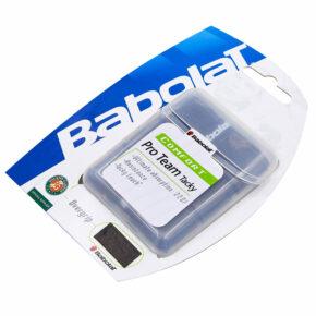 Обмотка на ручку ракетки Overgrip BABOLAT PRO TEAM TACKY 653013-105 3шт черный