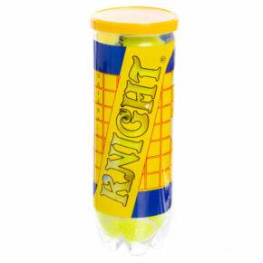Мяч для большого тенниса TELOON KNIGHT T803P3 3шт салатовый