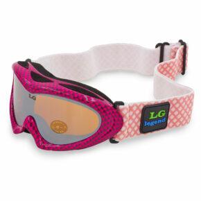 Очки горнолыжные детские LEGEND LG7023 разноцветные