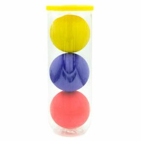 Мяч для сквоша HT-6898 3шт цвета в ассортименте