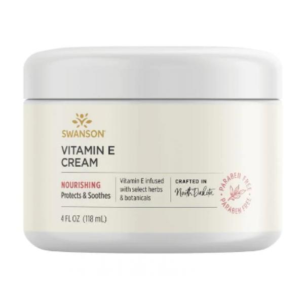 Vitamin E Cream 4 fl oz Cream