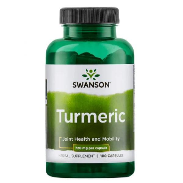 Turmeric 720 mg — 100 Caps